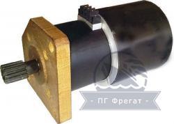 Электродвигатель ДБК 107-300-8000-220-УХЛ2  фото 1