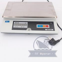 Весы электронные технический ВТА-60/15-73 - фото