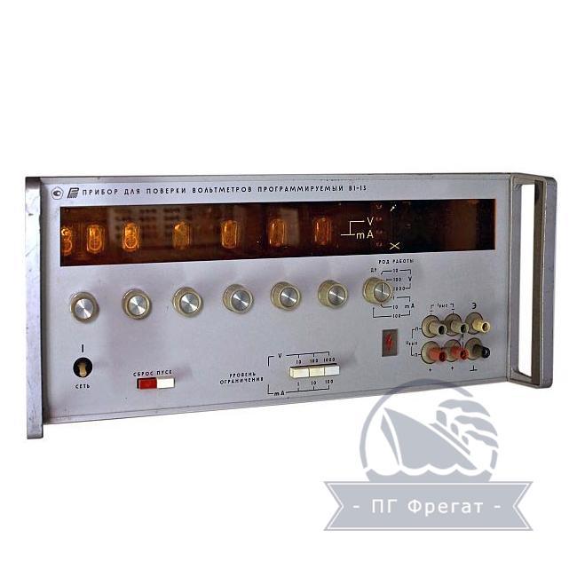 Прибор для поверки вольтметров В1-13 - фото