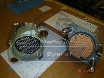 Соединители электроразрывные ВК-120 и РК-120