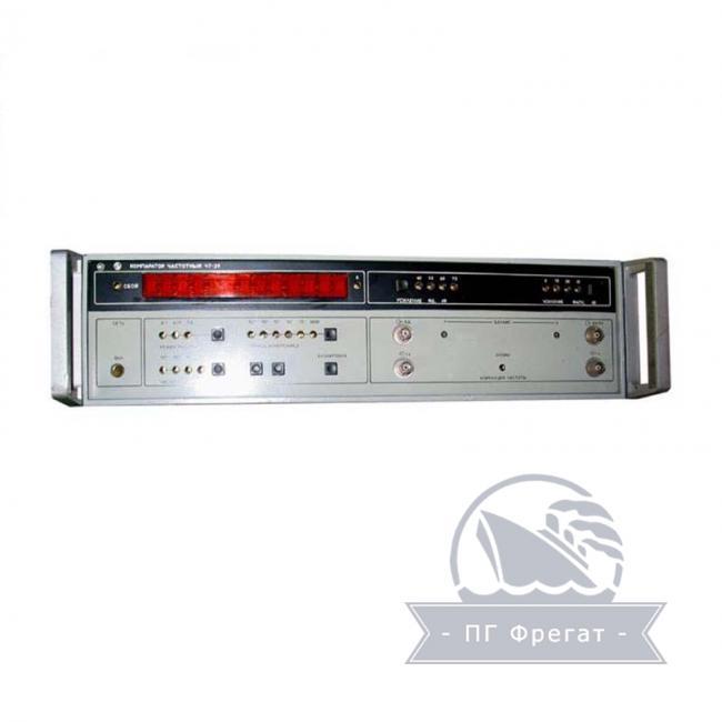 Фото Частотный компаратор Ч7-39