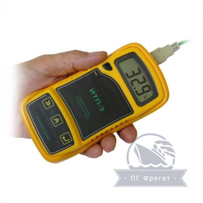 Переносные измерители температуры и влажности серии ИТП-3