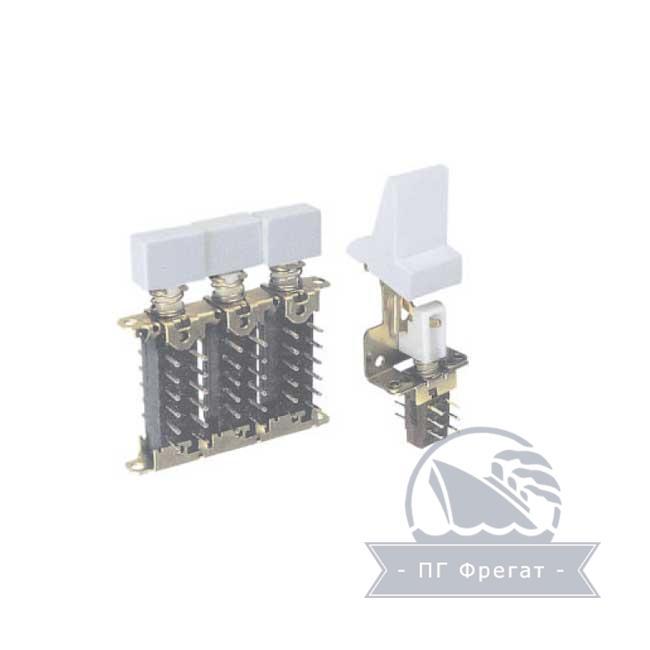 Модульные переключатели П2К, П2Кл
