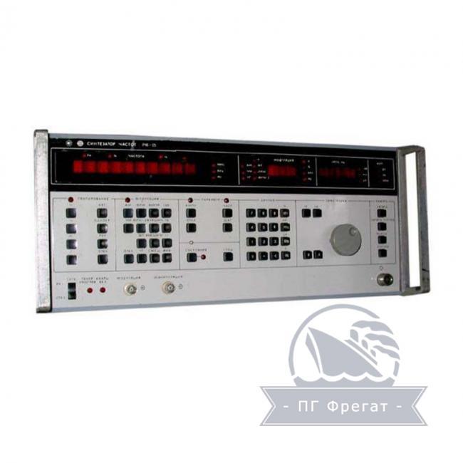 Фото Синтезатор частоты РЧ6-05