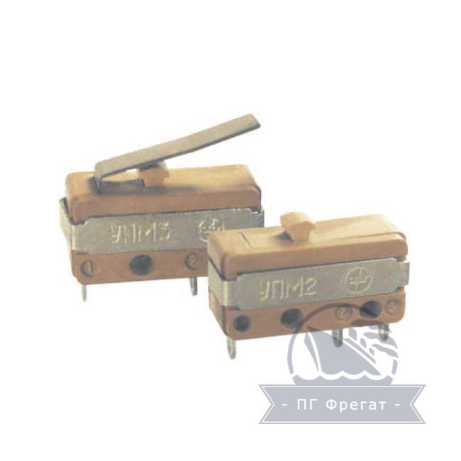 Микропереключатели УПМ2, УПМ3