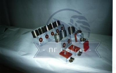 Разъемы высоковольтные электроконтактные ВЭКР-3-1(2, 4, 5) фото 1