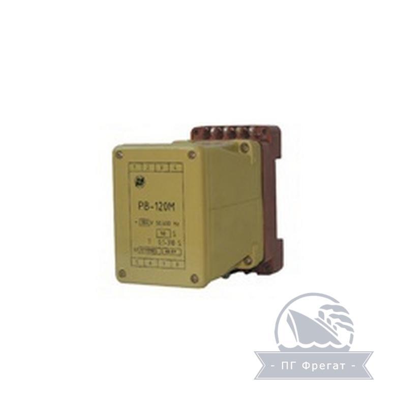 Реле времени полупроводниковые типа РВ-120М фото №1