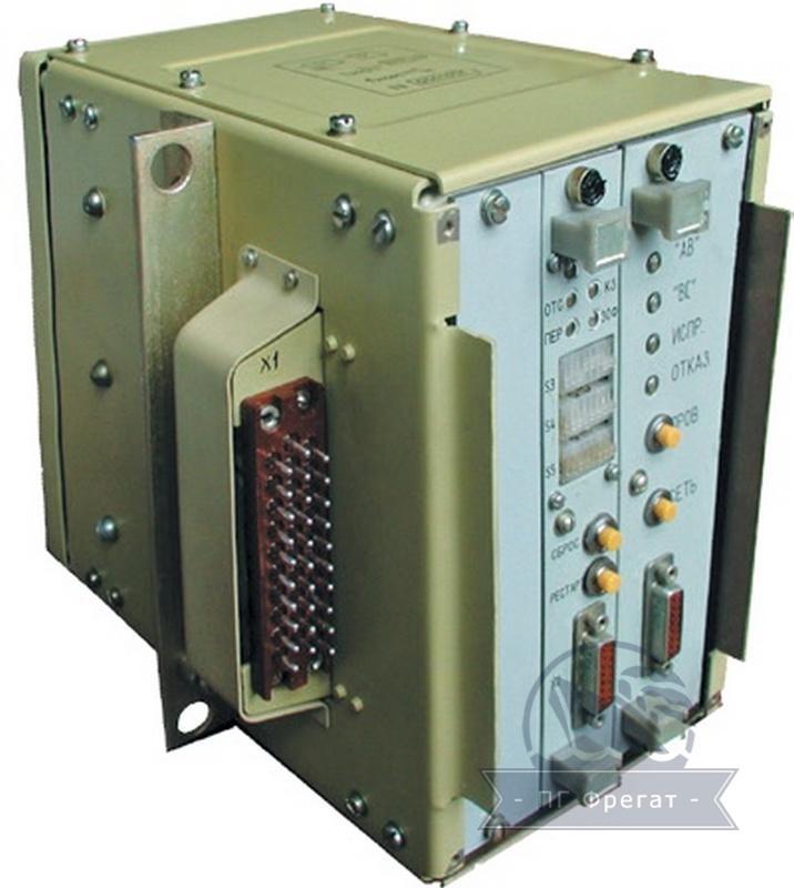 Реле напряжения и частоты типа РНЧ-50 фото №1