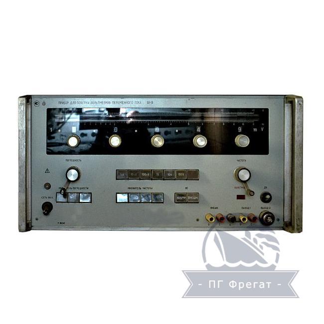 Прибор для проверки вольтметров В1-9 фото №1