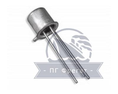 "Кремниевый биполярный эпитаксиально-планарный n-p-n транзистор ""2Т3117А"" фото №1"