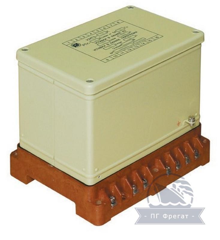 Устройство комплектное максимально-токовой защиты переменного тока типов КМТЗ-50К, КМТЗ-200К фото №1