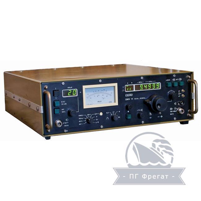 Селективный микровольтметр SMV-11 фото №1