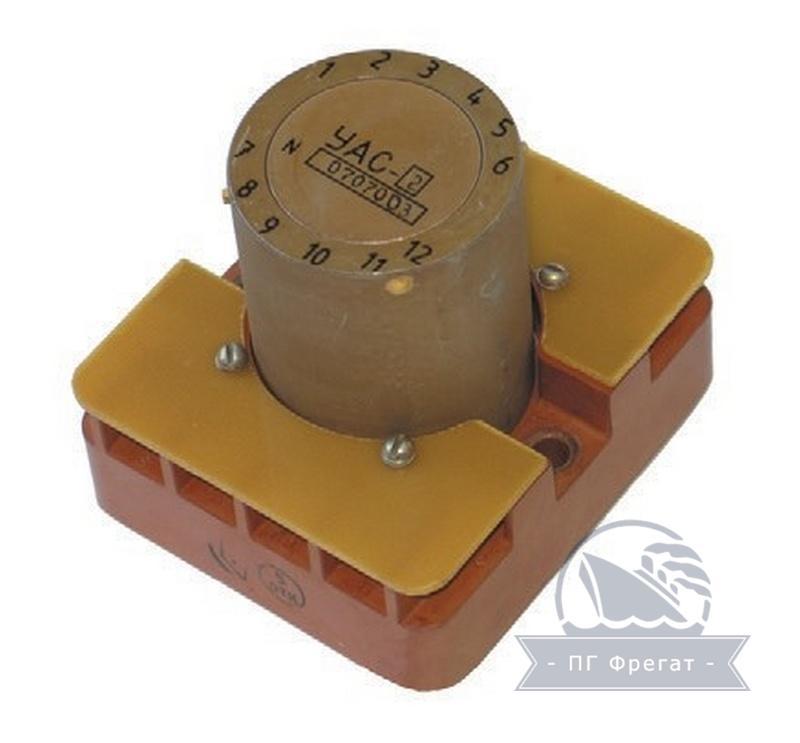 Реле напряжения указательное типов УАС-1 И УАС-2 фото №1