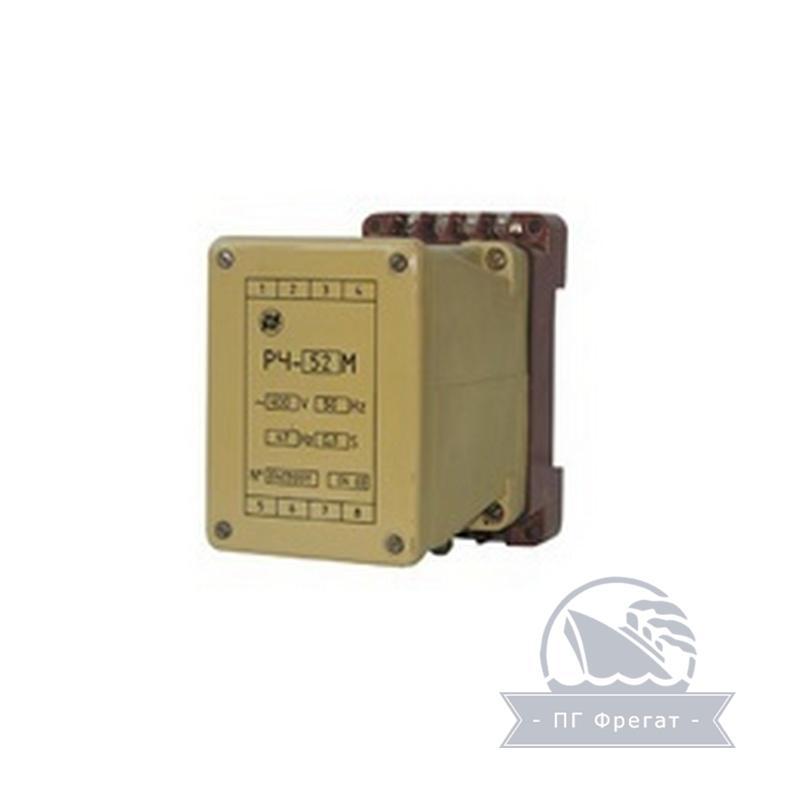 Реле понижения частоты полупроводниковые типов РЧ-52М, РЧ-402М фото №1