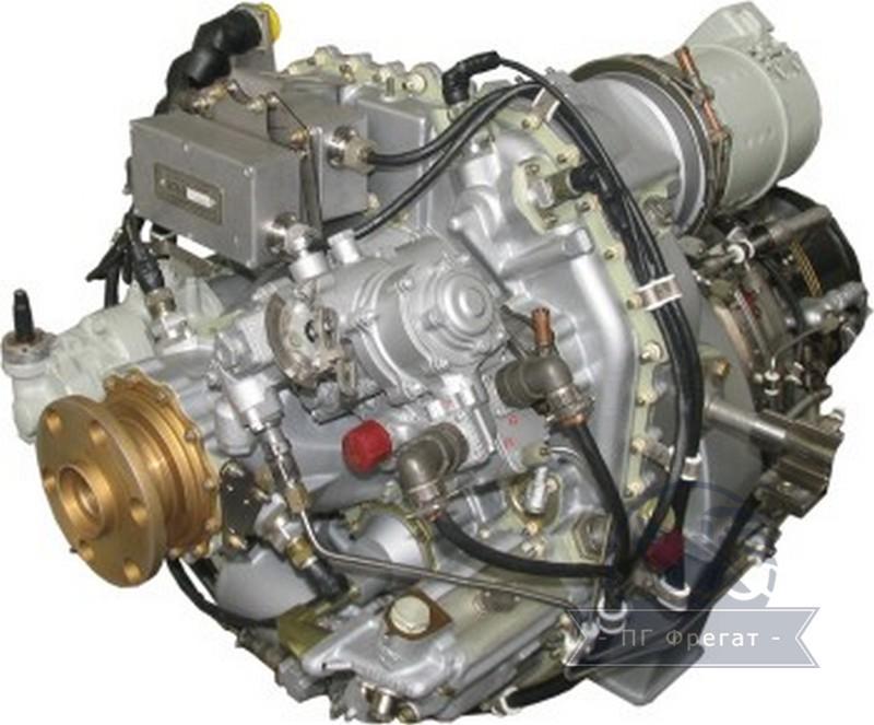Двигатели семейства АІ-450C фото №1