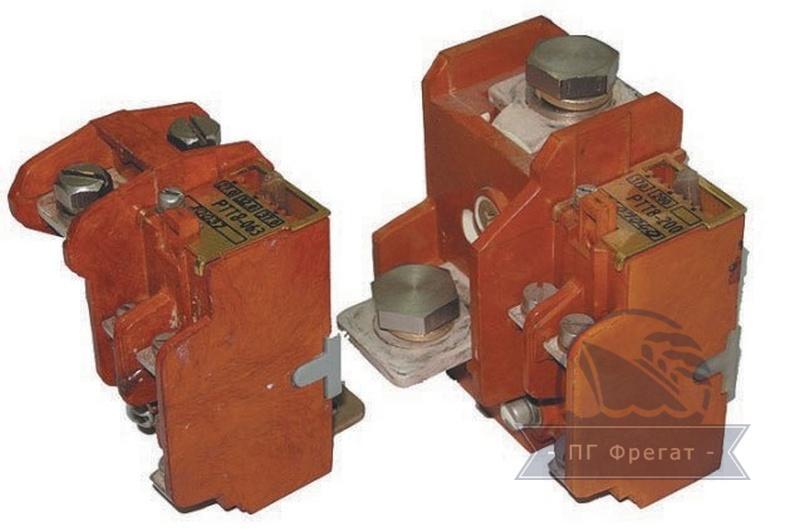Реле электротепловые токовые серии РТТ8 фото №1