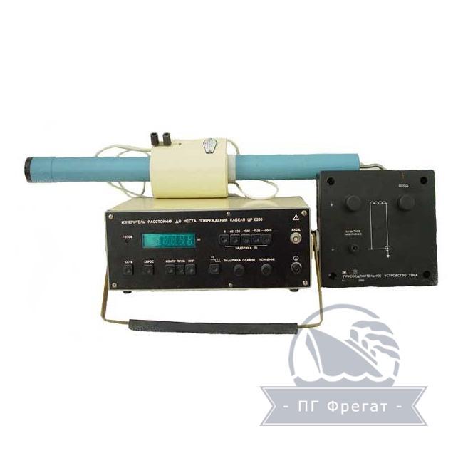 Измеритель расстояния до места повреждения кабеля ЦР0200 фото №1