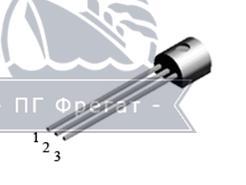 Транзистор КП505А n-канальный МОП  фото №1