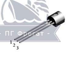 Транзистор p-канальный МОП КП508А фото №1