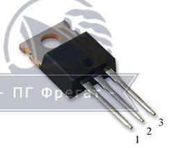 Мощный вертикальный n-канальный МОП-транзистор КП727Б  фото №1