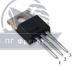 Мощный вертикальный n-канальный МОП-транзистор КП746Б  фото №1