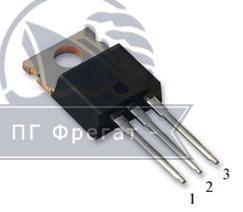 Транзистор с изолированным затвором КП7173А  фото №1