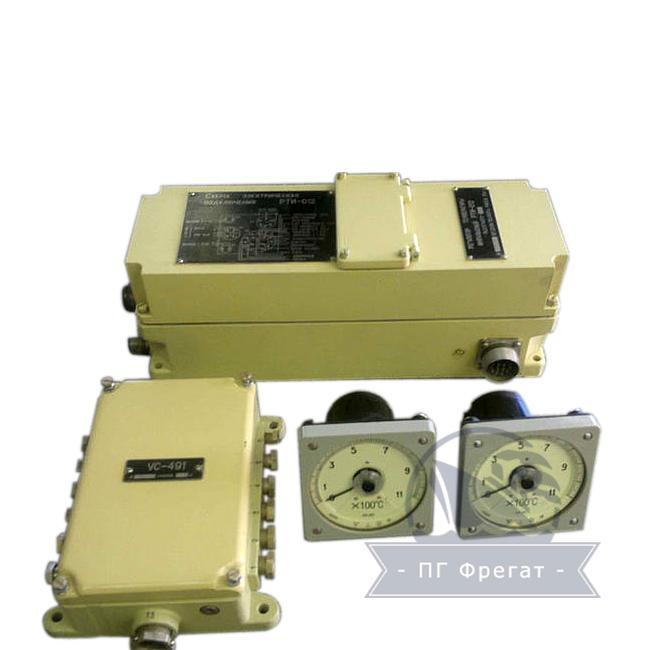Регулятор температуры РТИ-012 фото №1