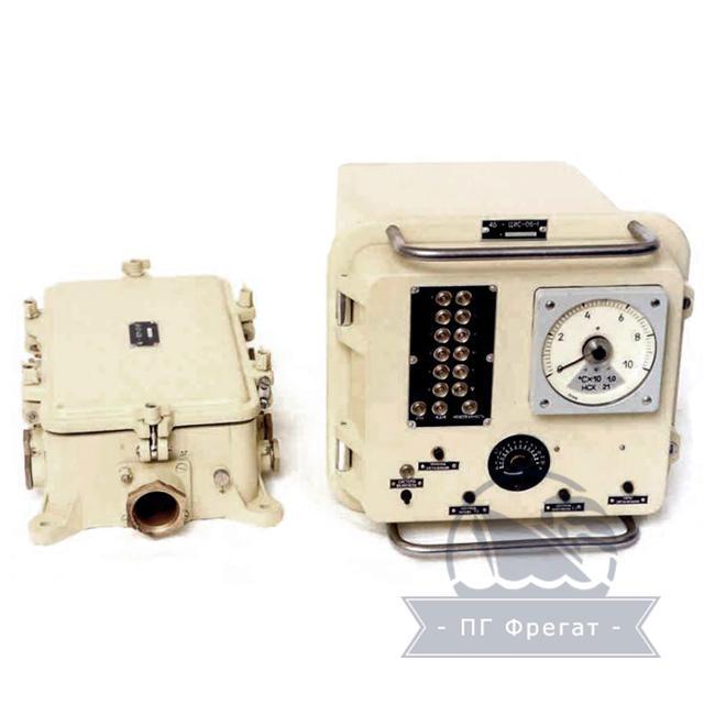 Система контроля температуры САКТ фото №1