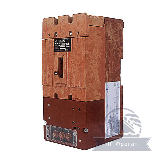 Автоматический выключатель А3724СМ  фото №1