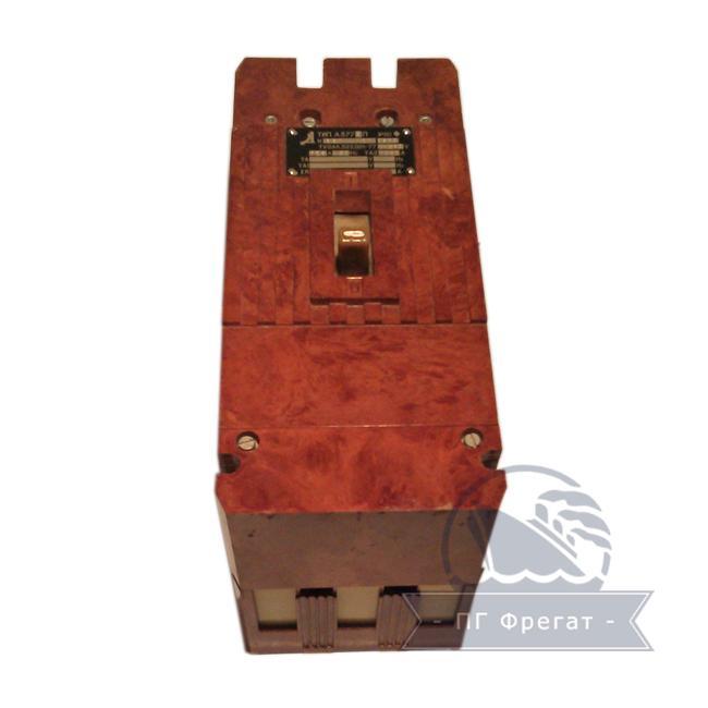 Автоматический выключатель А3776М фото №1