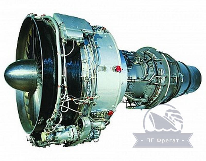 Авиационные двигатели «Д-36 серий 2А и ЗА» фото №1