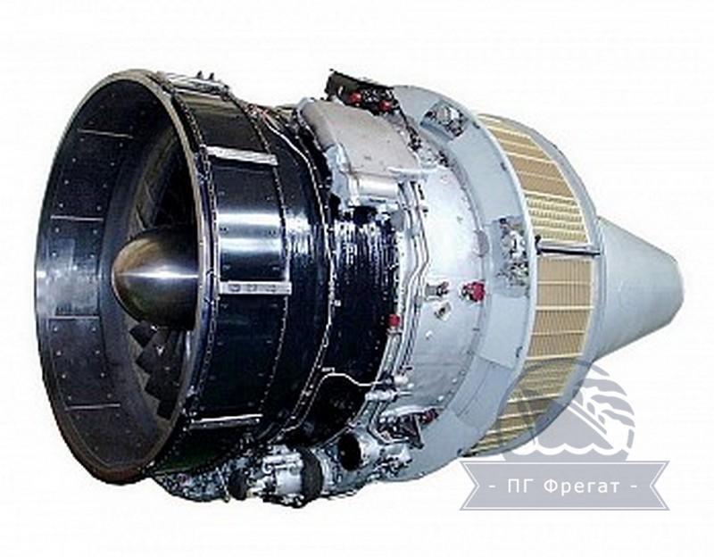 Авиационные двигатели «Д-36 серии 4А» фото №1