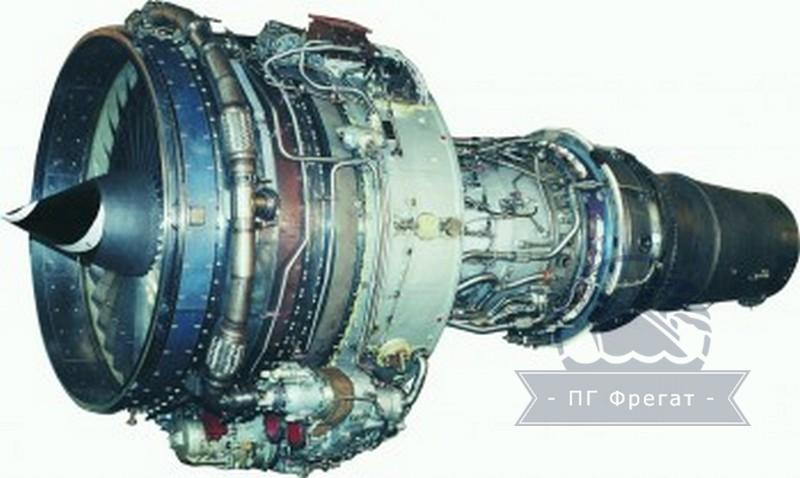 Авиационный двигатель «Д-436TП» фото №1
