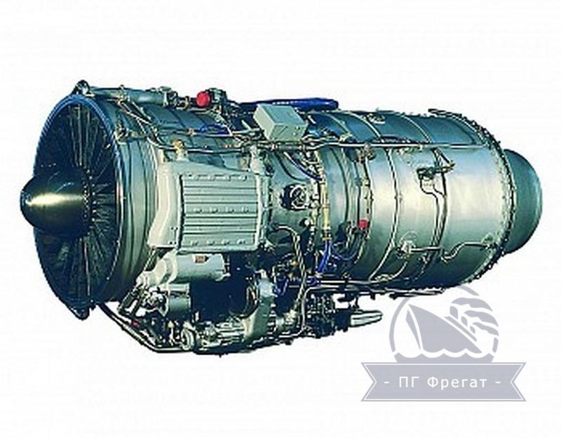 "Авиационные двигатели ""АИ-25 серии 2Е"" фото №1"