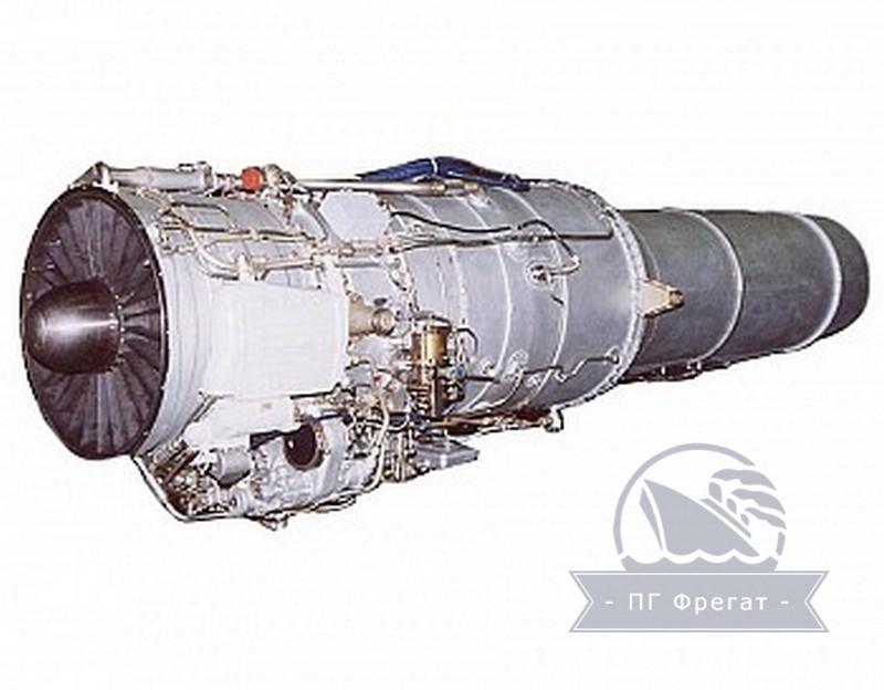 "Авиационные двигатели ""АИ-25ТЛШ"" фото №1"
