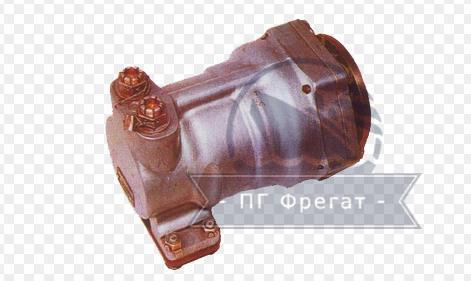 Гидравлический двигатель Д1А-1 фото №1