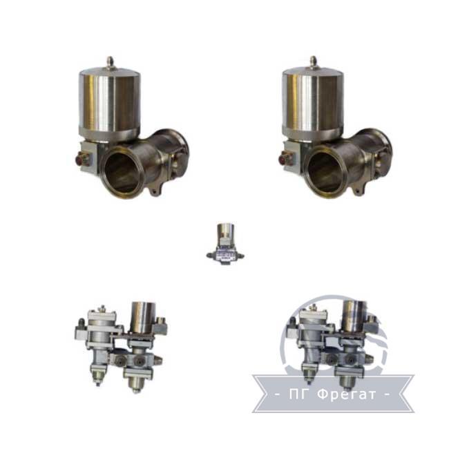 Система регулирования давления УФ 90154М1-063 фото №1