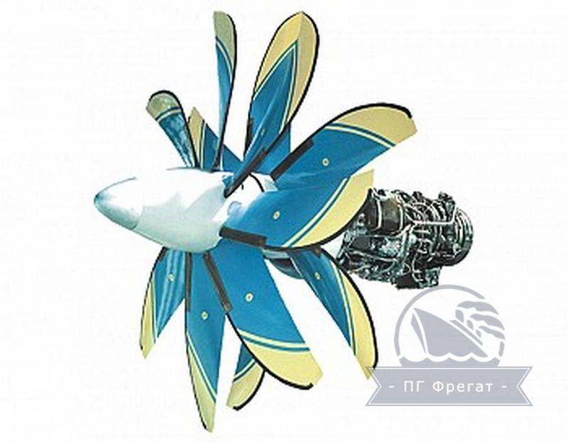"""Авиационные двигатели """"Д-27"""" фото №1"""