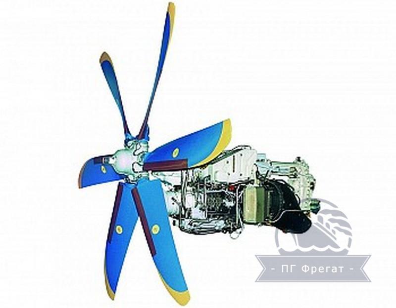 """Авиационные двигатели """"ТВЗ-117ВМА-СБМ1"""" фото №1"""