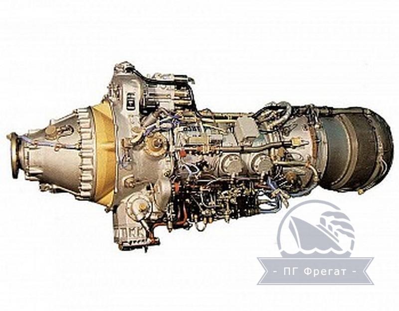 """Авиационные двигатели """"АИ-24"""" фото №1"""