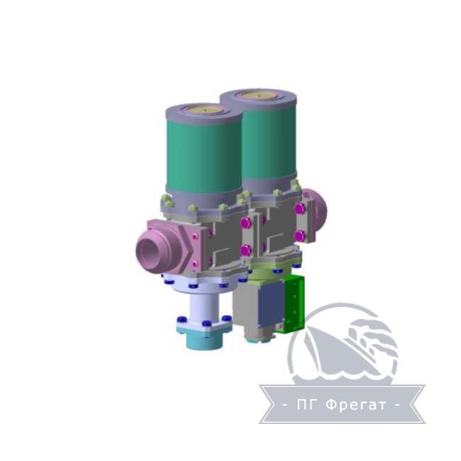 Регулятор абсолютного давления воздуха УФ 96572-025.00.00 фото №1