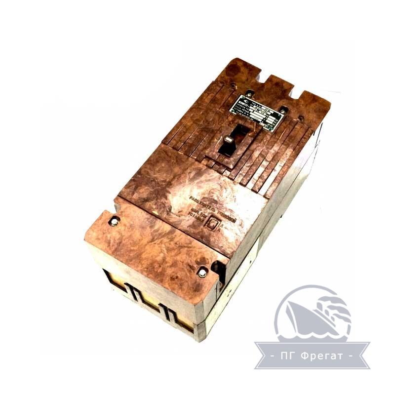 Автоматический выключатель А3797, ВА3797 фото №1