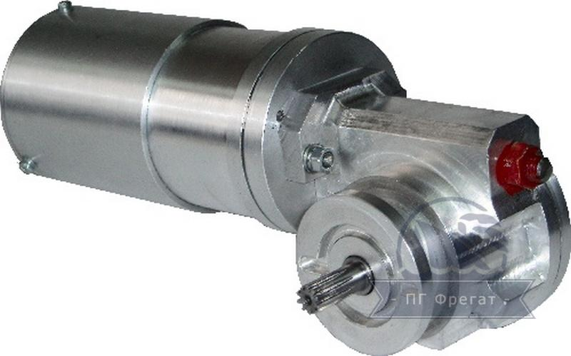 Электродвигатель вентильный «ВДПД 20-25-27»  фото №1