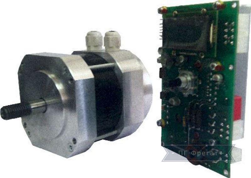 Привод электрический вентильный «РМ-82-120» фото №1