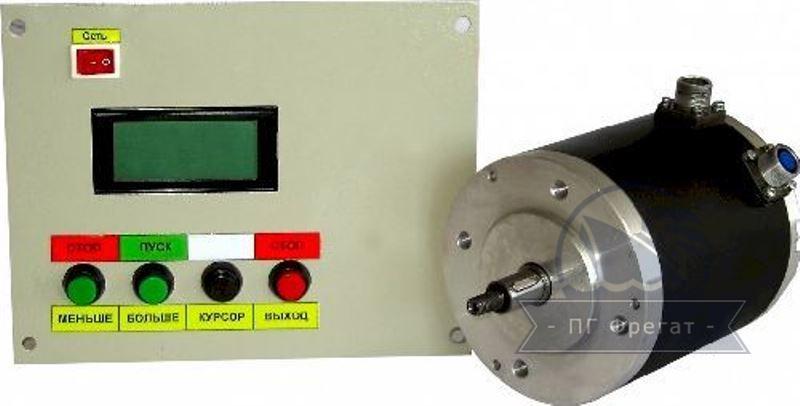 Привод электрический вентильный «РМ-108-250M» фото №1