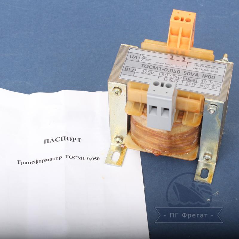 Трансформатор ТОСМ1 фото №2