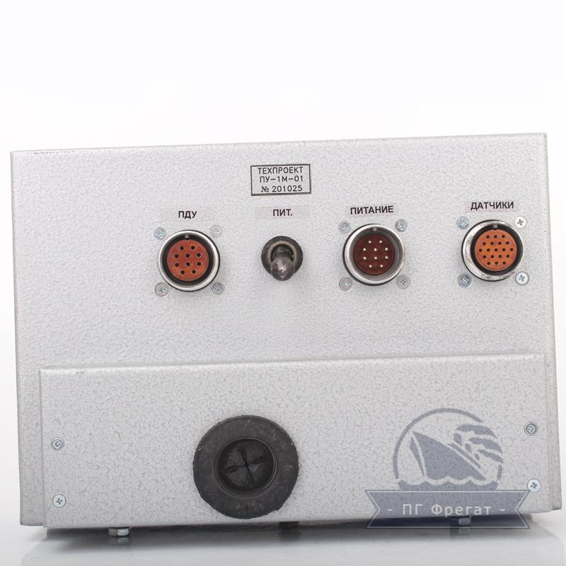Устройство сигнализации и управления дизелем УСУ-Д-1М-01 фото №4