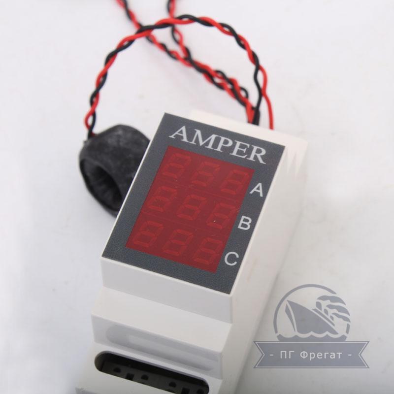 Амперметр AMPER фото №2