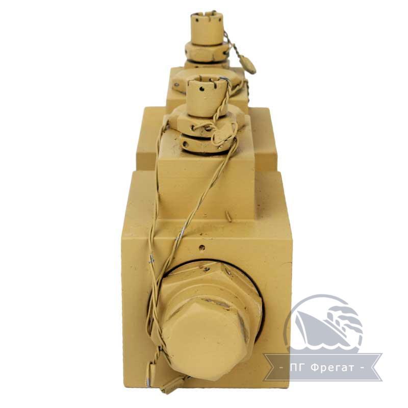 Гидрозамок двухсторонний ЗГД-20-1 фото №1