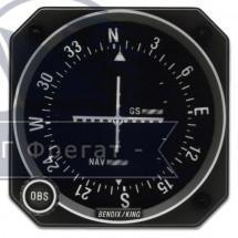 Индикатор навигационно-плановый KI 209A фото №1